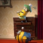 Despicable Me 2 Golf Scene