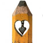 art pencil sculpture 5