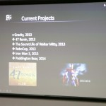 Framestore current projects
