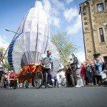 Hebden Bridge Handmade Parade 2015 - Spaceship