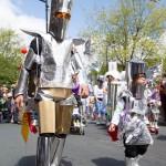 Hebden Bridge Handmade Parade 2015 - Martian