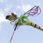 Hebden Bridge Handmade Parade 2015 - Dragon-fly