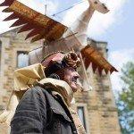 Hebden Bridge Handmade Parade 2015 - Flying