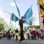 Hebden Bridge Handmade Parade 2015 - Butterfly
