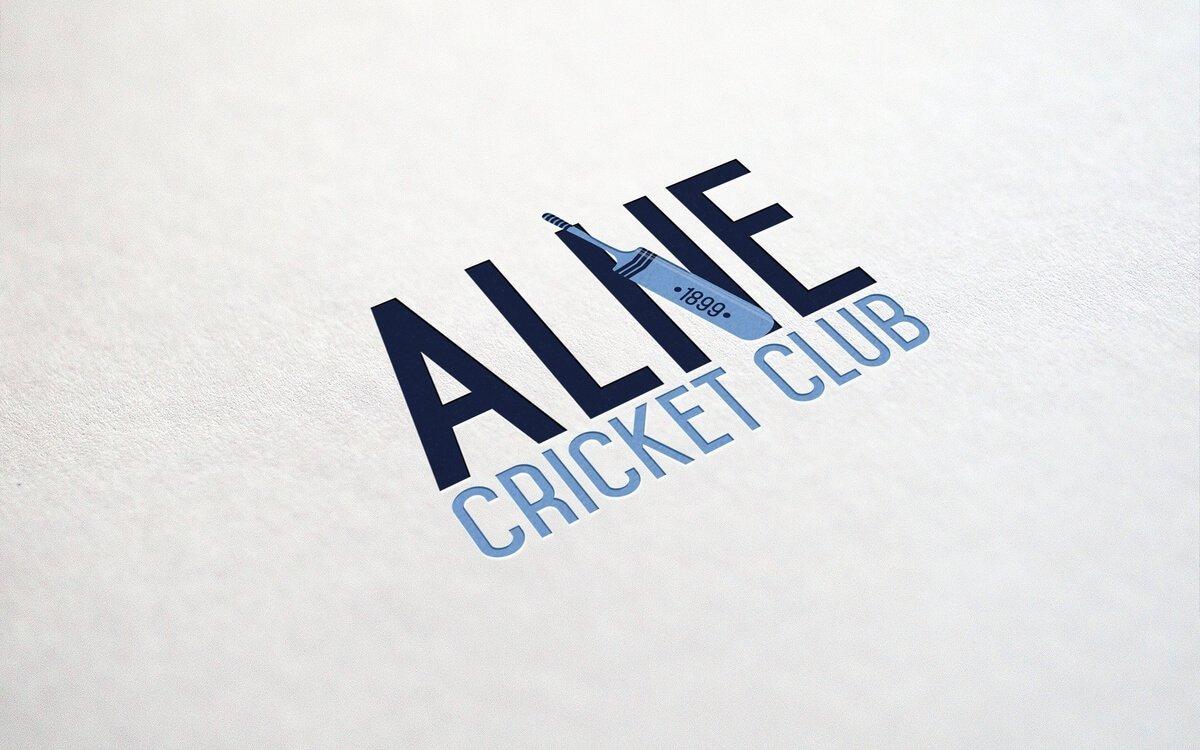 Alne Cricket Club -Logo Design