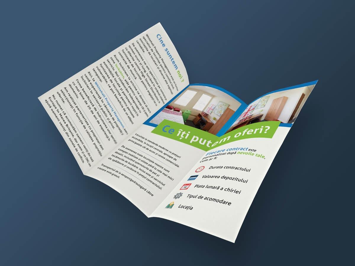 Whitehall Properties - Inside Leaflet