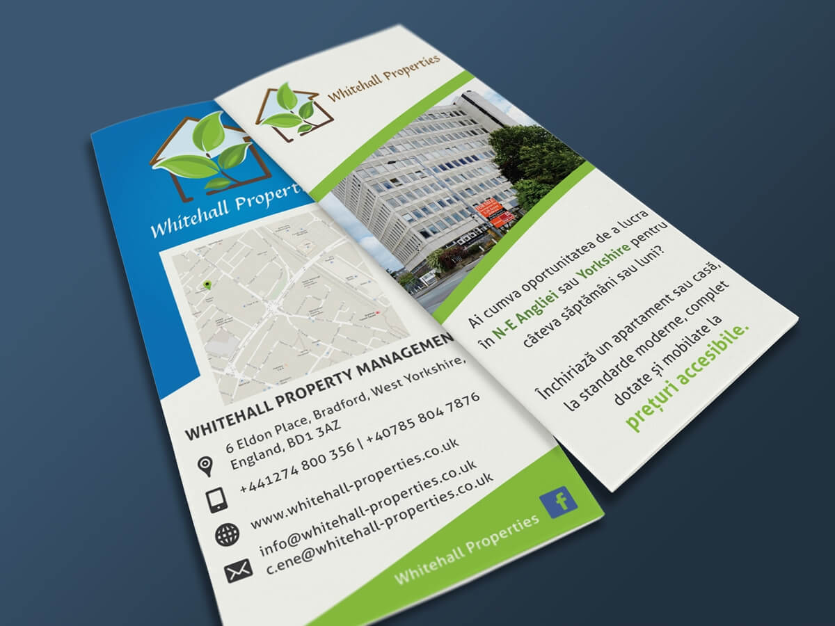 Whitehall Properties - Side by Side Leaflets