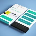 Stamina Handling Mobile Website Mockup
