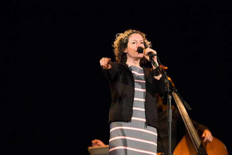 Kate Rusby - Hebden Bridge Arts Festival 2016