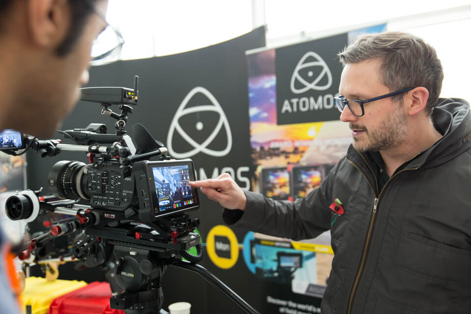 Sony FS5 and Atomos External Recorder