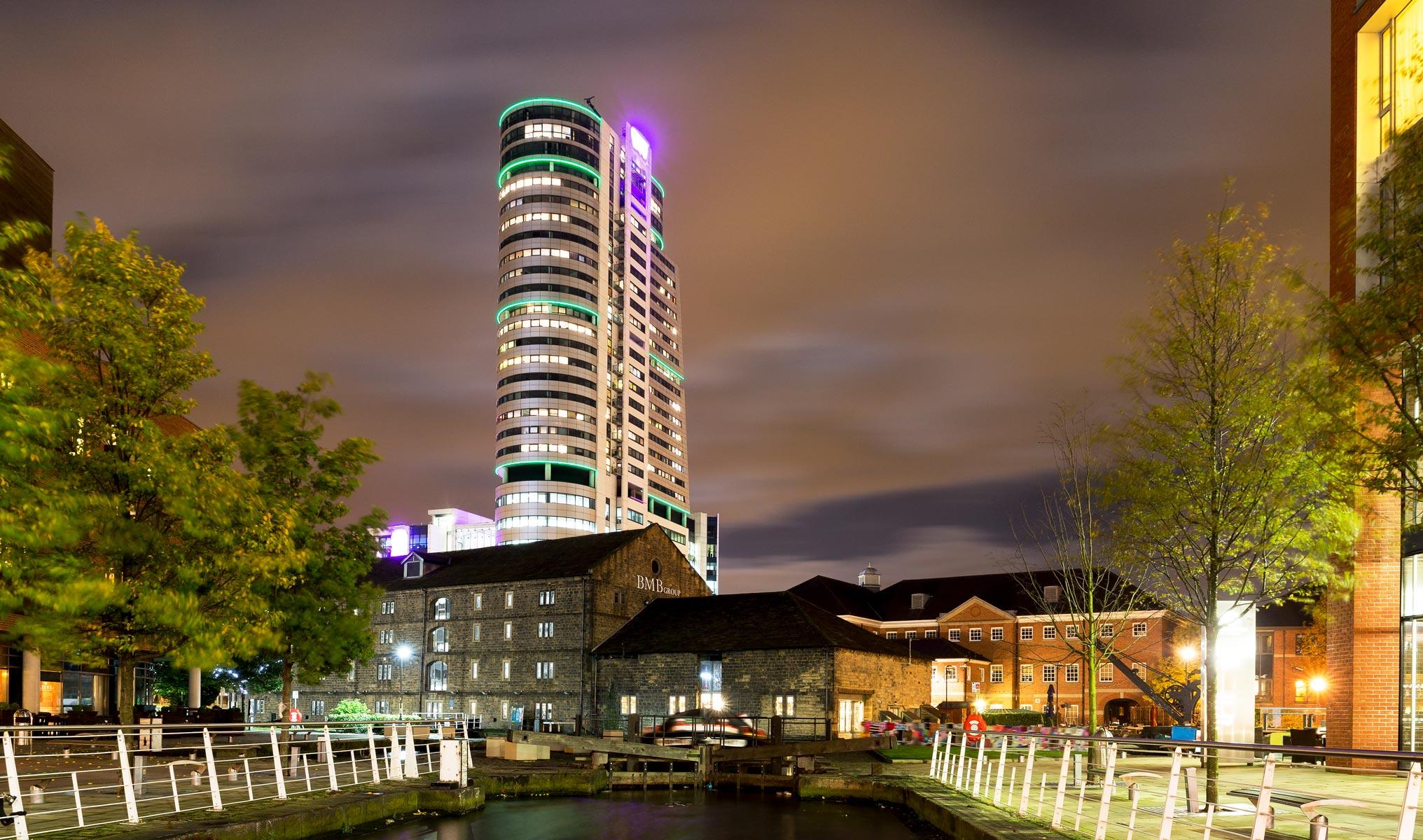 Bridgewater Place Leeds